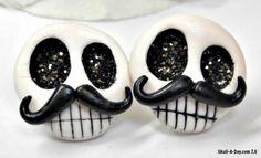 Sugary Skull Jewelry by Amanda Ross