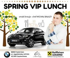 BMW VIP LUNCH