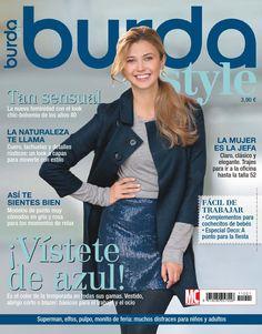 Burda style spain enero pdf 2011 by chuska www cantabriatorrent net  fashion