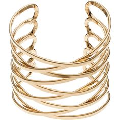 Plus Size Crisscross Multi Row Cuff Bracelet ($13) ❤ liked on Polyvore featuring jewelry, bracelets, gold, plus size, hinged cuff bracelet, cuff bracelet, cuff bangle, cuff bangle bracelet and polish jewelry