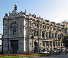 Architecture Antique, Spanish Architecture, Commercial Architecture, City Architecture, Foto Madrid, Art Nouveau, Spain And Portugal, Andalucia, Spain Travel