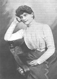 Founding the Anthroposophical Society 1912-1923: Marie von Sivers (1867-1948), member of the Anthroposophical Society's Executive Council.