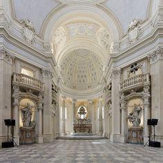 CHIESA DI SANT'UBERTO, VENARIA REALE, TORINO   ITALY(by NIKONTENTO)