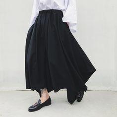 >> Click to Buy << 2017 Newest Fashion Show Men Women Casual Skirt Pants Male Loose Wide Leg Harem Pant Japan Harajuku Street Kimono Trousers #Affiliate
