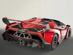 Allez voir cette image sur AutoNiceCar: 2014 Lamborghini Veneno Roadster