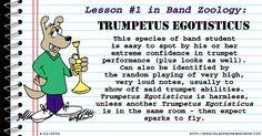 trumpetus egotisticus