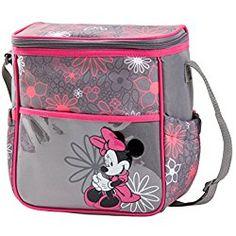 Disney Minnie Mouse Gray Floral Mini Diaper Bag Stylish Trendy for sale online Mini Diaper Bag, Cute Diaper Bags, Mini Bag, Disney Handbags, Big Handbags, Fashionable Diaper Bags, Wholesale Bags, Bottle Bag, Bag Sale