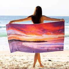 "30/"" x 60/"" Kaufman Patch Skull Printed Beach// Pool Towel"
