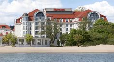 Sheraton Sopot Hotel Sopot Situated directly by the beach and Sopot Pier, Sheraton Sopot offers quiet rooms with views of the sea or the park. The hotel has a spa with an indoor swimming pool.  Rooms at Sheraton Sopot come with air conditioning and a flat-screen satellite TV.