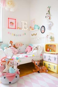 Fun And Color Should Be The Only Rules To Decorate A Children Bedroom  #kidsbedroom #