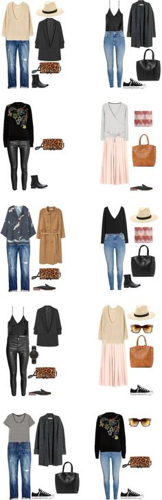 What to Pack for the Amalfi Coast in Spring - livelovesara. Packing list: 2 weeks in The Amalfi Coast (Italy) in Spring 2017- Outfit Options 1