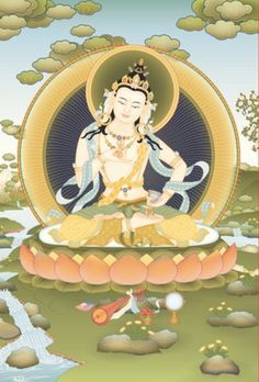 Vajrasattva The Buddha of Purification, the manifestation of the minds of all the Buddhas, appearing in the aspect of a white-coloured Deity specifically to purify the negativities of living beings. The practice of meditation and recitation of Buddha Vajrasattva is a powerful method for purifying our impure mind and actions. He is the same nature as Buddha Vajradhara, differing only in aspect.