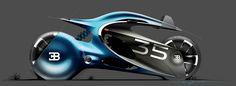 #bugattibikechallenge , Sketch by Julien Fesquet
