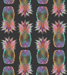 #ElementEdenArtSearch Watercolor & Digital Coloring Tropical Patterns by Tanya Brown, via Behance