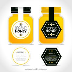 Image result for honey honey label