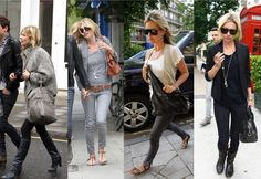 kate moss street style - Google Search