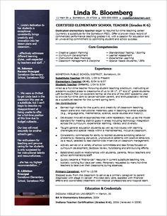 Cover Letter Example Of A Teacher Resume - http://www.resumecareer ...