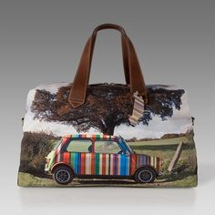 [caption align=alignright caption=Paul Smith Holdall][/caption] The folks at Paul Smith have released this semi-retro Paul Smith Bag, Things To Buy, Stuff To Buy, Dress To Impress, Old School, Mens Fashion, Retro, My Style, Mini