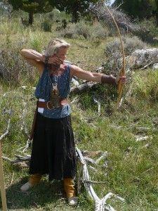 #Primitive archery,#mountain man rendezvous