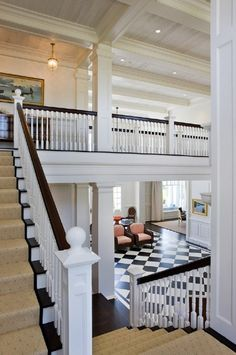 Garden, Home and Party: Stairs, exercise or hindrance great carpet on the stairs