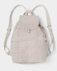 Backpack 4 - Natural Grid