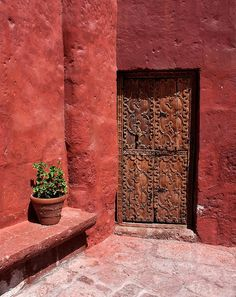 Arequipa, Peru by Gail Johnson on Flickr.