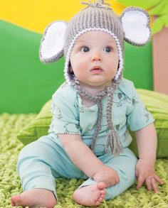 Fuente: http://www.crochettoday.com/crochet-patterns/elephant-hat
