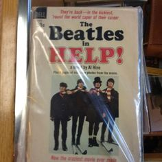 Beatles book. The Beatles in Help!