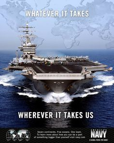 US Navy and 90,000 tons of Diplomacy | Go navy | Pinterest