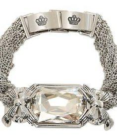 My Flat In London Bada Bling Bracelet #accessories  #jewelry  #bracelets  https://www.heeyy.com/suggests/my-flat-in-london-bada-bling-bracelet-nickel-stone/