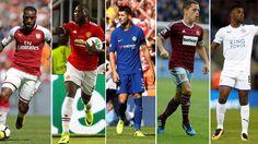 Premier League: La Premier del gasto: más de 250 millones en cinco delanteros   Marca.com http://www.marca.com/futbol/premier-league/2017/08/09/598b0fe922601d0b4d8b45e4.html