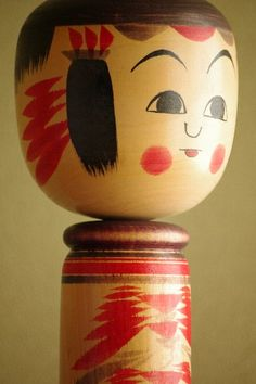 Kokeshi doll -------------- #japan #japanese