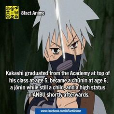 Damn Kakashi. Is this really true?<--yea it is.