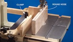 AW Extra - Bandsaw Fence - The Woodworker's Shop - American Woodworker