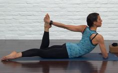 7 Great Yoga Poses For Recovery | Runner's World