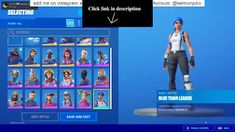 100 Free Fortnite Accounts Email And Password Giveaway Ideas Ghoul Trooper Fortnite Blackest Knight