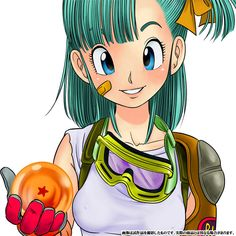 Bulma | dragon ball