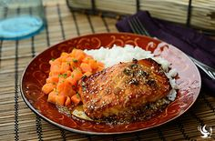 ... ginger, soy sauce, fresh green onion and lemon. Serve as a full filet