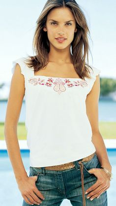 Alessandra Ambrosio - Full Size - Page 40