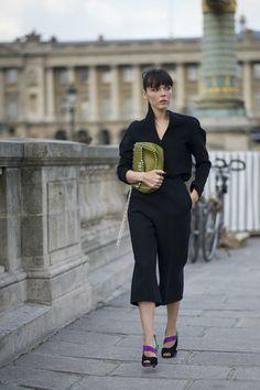 6 look con la gonna pantalone / Street style / moda / Home page - Cosmopolitan
