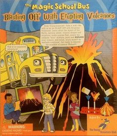 Magic+School+Bus:+Blasting+Off+with+Erupting+Volcanoes+on+www.amightygirl.com