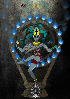 Shiva on Behance