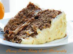 Williamsburg Orange Cake – Gluten & Dairy Free