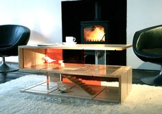 QUBIS HAUS: Dual Purpose Coffee Table and Dollhouse Photo--
