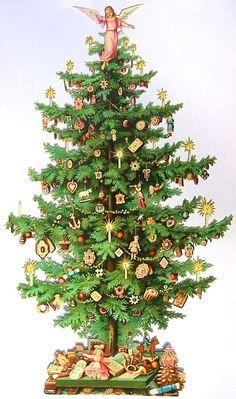 Oblaten Weihnachten - maxxmas