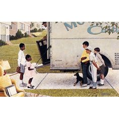 Negro in the Suburbs