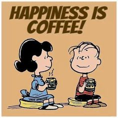 Coffee Is Life, I Love Coffee, Coffee Art, Coffee Cups, Coffee Beans, Happy Coffee, Charlie Brown Y Snoopy, Snoopy Love, Snoopy And Woodstock