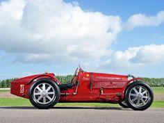 Bugatti Type 51 Grand Prix Lord Raglan '1933
