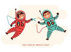 Boys and Girls by Luke Bott, via Behance