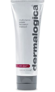 *AGE smart™  Multivitamin power recovery® masque/2.5 oz  Mature or prematurely-aging skin.  A powerful masque of concentrated antioxidant vitamins to help skin recover from damage while enhancing barrier properties and promoting healthy tissue regeneration. Contains no artificial fragrance or color.  $46.00